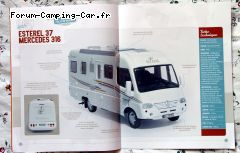Fascicule N° 24 de la collection Hachette Passion Camping-cars.